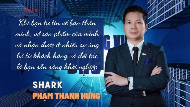 Tiểu sử Shark Hưng (Phạm Thanh Hưng)