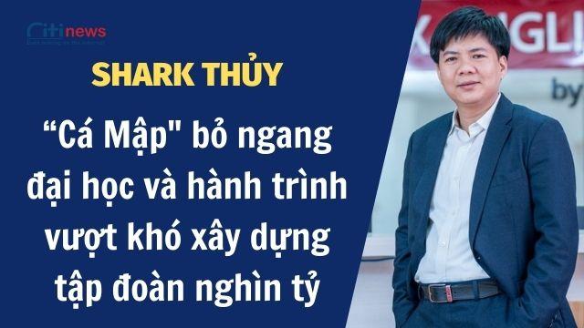 Câu nói ấn tượng của Shark Thủy