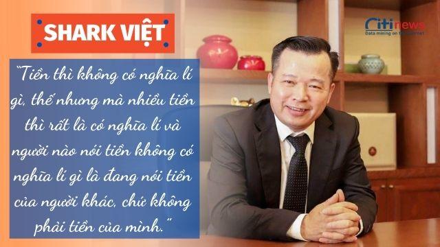 Câu nói để đời của Shark Việt