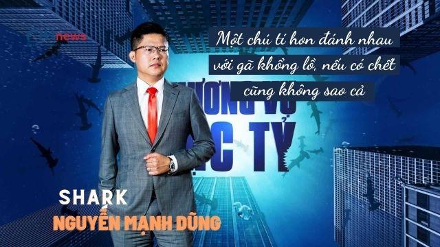 Tiểu sử Shark Dzung Nguyễn