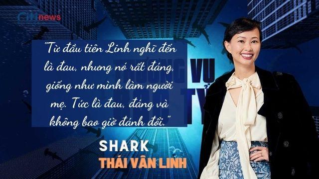 Tiểu sử Shark Linh (Thái Vân Linh)