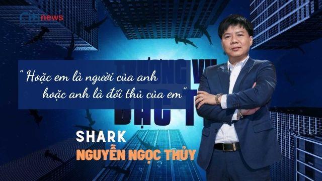 Tiểu sử Shark Thủy