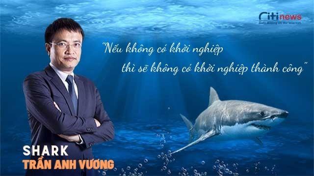 Tiểu sử Shark Vương