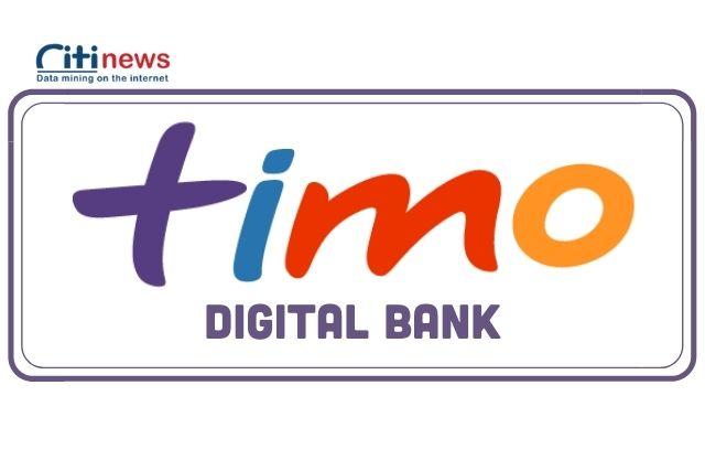 Thời gian làm việc của ngân hàng Timo